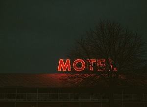 Motel in Galveston